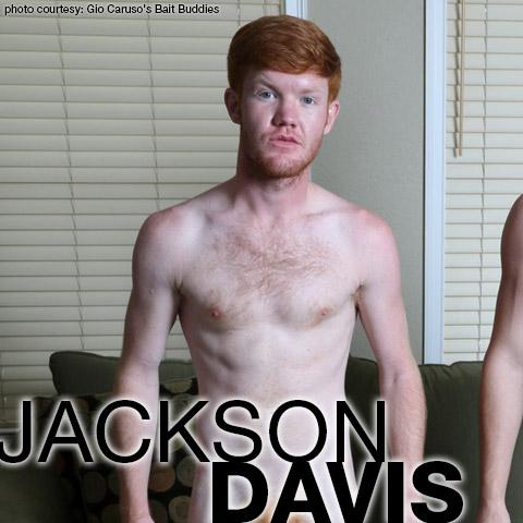 Jackson Davis American Ginger Gay Porn Star Gay Porn 132595 gayporn star Gio Caruso's Bait Buddies