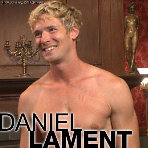 Daniel Lament Slutty Hunky Blond French Canadian Kink Men Gay Porn Star Gay Porn 132598 gayporn star