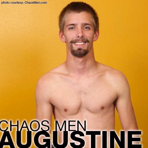 Augustine ChaosMen Amateur Gay Porn Bareback 132617 gayporn star