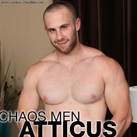 Atticus ChaosMen Amateur Gay Porn Bareback 132620 gayporn star