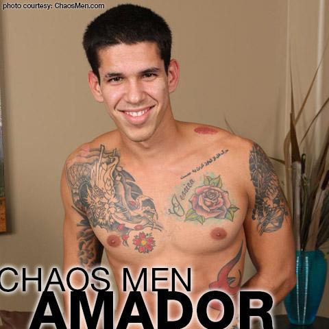 Amador / Jacob Lucha ChaosMen Amateur Gay Porn Bareback 132622 gayporn star