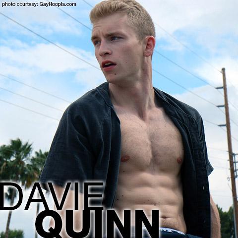 Davie Quinn Blond Jock American Exhibitionist Gay Porn GayHoopla Amateur Gay Porn 132630 gayporn star