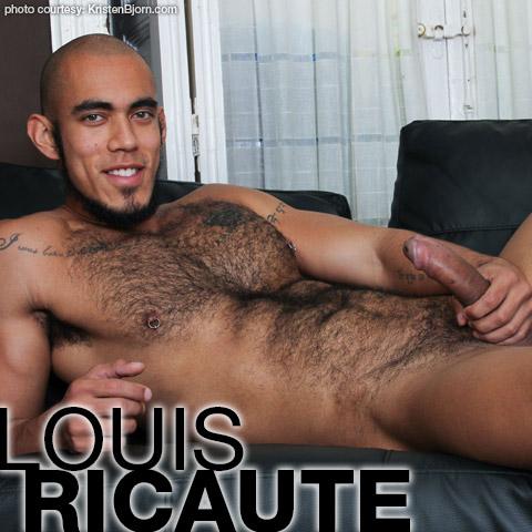Louis Ricaute Hairy Hunk Venezuelan Gay Porn Power Bottom Gay Porn 132647 gayporn star