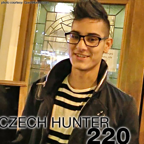 Czech Hunter 220 CzechHunter Guy Gay Porn 132666 gayporn star