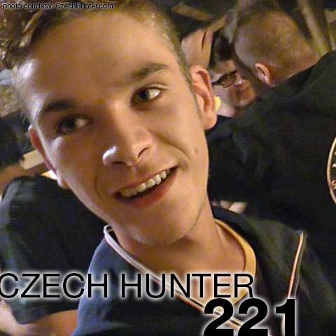 Czech Hunter 221 CzechHunter Guy Gay Porn 132668 gayporn star
