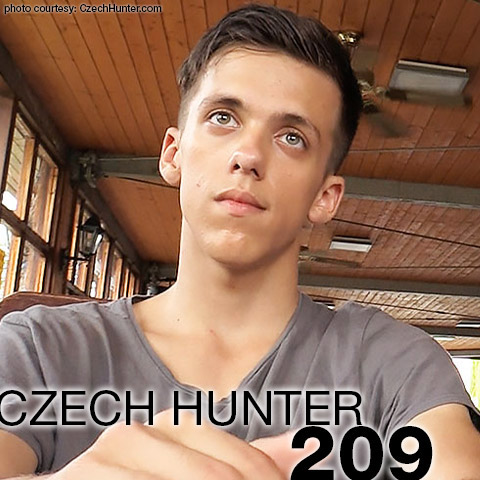 Czech Hunter 209 CzechHunter Guy Gay Porn 132670 gayporn star