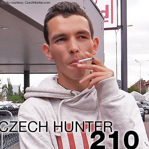 Czech Hunter 210 CzechHunter Guy Gay Porn 132671 gayporn star