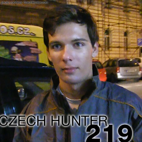 Czech Hunter 219 CzechHunter Guy Gay Porn 132680 gayporn star