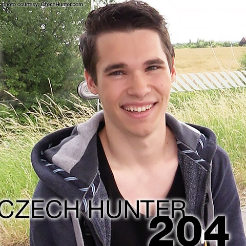 Czech Hunter 204 CzechHunter Guy Gay Porn 132683 gayporn star