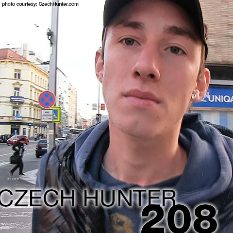 Czech Hunter 208 CzechHunter Guy Gay Porn 132687 gayporn star