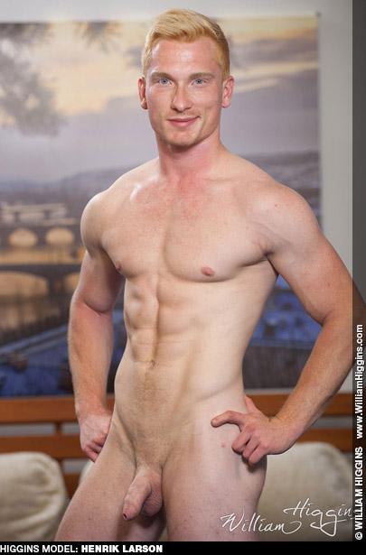 Henrik Larson Blond Muscle Czech Gay Porn Star Gay Porn 132695 gayporn star