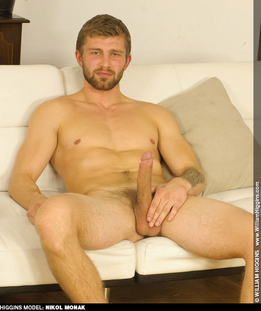 Nikol Monak Handsome William Higgins Czech Gay Porn Star Gay Porn 132717 gayporn star