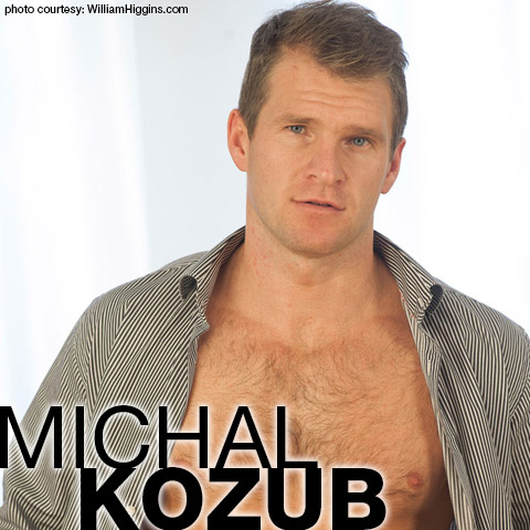 Michal Kozub Handsome Mature Czech Solo performer 132719 gayporn star