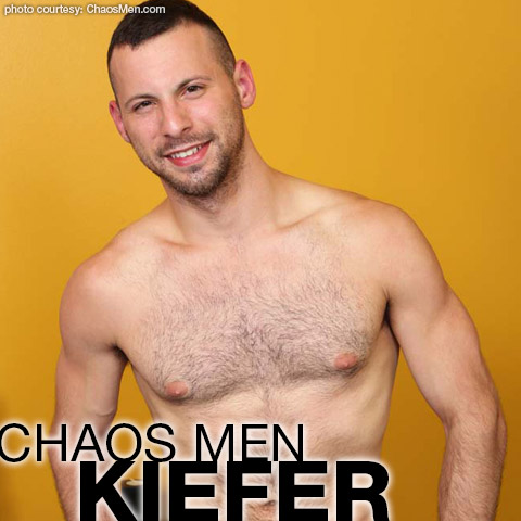 Kiefer ChaosMen Amateur Guy Gay Porn Bareback 132810 gayporn star