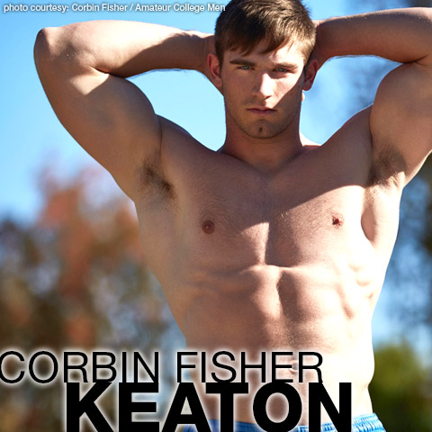 Keaton Corbin Fisher Amateur College Man Gay Porn 132811 gayporn star Elijah Knight