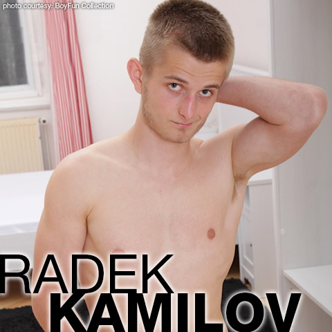 Radek Kamilov Naked Czech Guy Gay Porn 132865 gayporn star