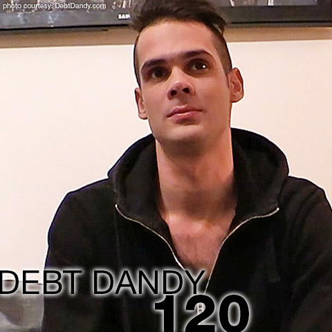 Debt Dandy 120 Debt Dandy Czech Guy Gay Porn 132904 gayporn star
