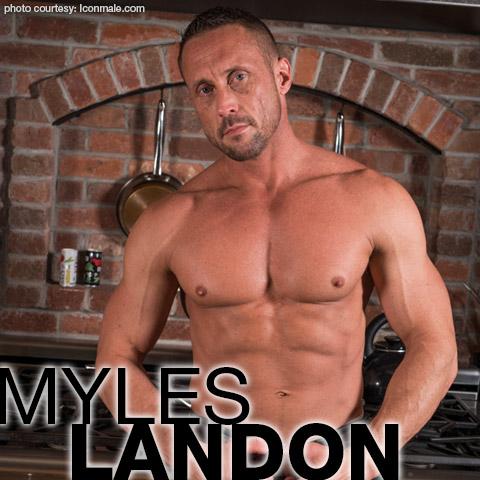 Myles Landon American Gay Porn Star Muscle Daddy Gay Porn 132948 gayporn star