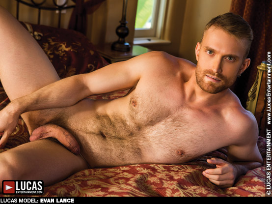 Evan Lance Handsome Hung Ginger Hunk Gay Porn Star Gay Porn 132952 gayporn star