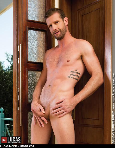 Jesse Vos European Handsome Hunk Gay Porn Star Gay Porn 132960 gayporn star