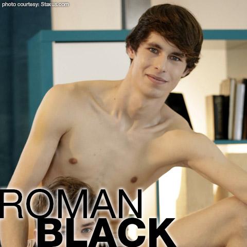 Roman Black Staxus Czech Twink Gay Porn Star Gay Porn 132961 gayporn star