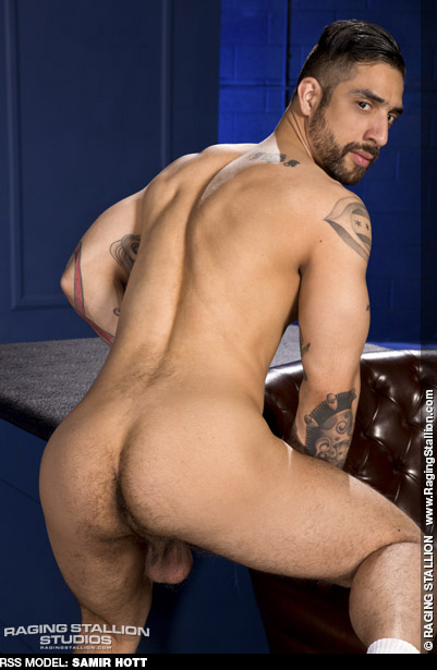 Samir Hott Handsome Tattooed American Gay Porn Star Gay Porn 132983 gayporn star