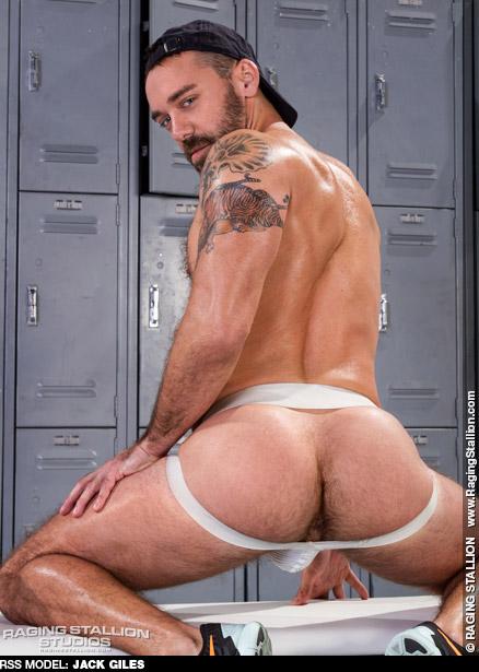 Jack Giles Hairy Tattooed Raging Stallion Gay Porn Star Gay Porn 132986 gayporn star