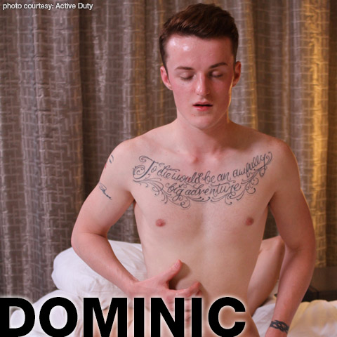 Dominic American Military Active Duty Amateur Gay Porn 132994 gayporn star