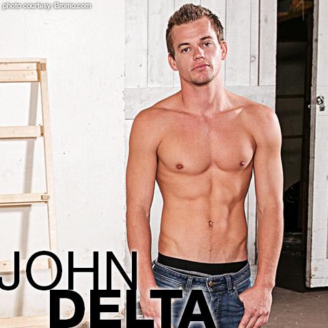John Delta American Gay Porn Star Gay Porn 133057 gayporn star Bromo bareback