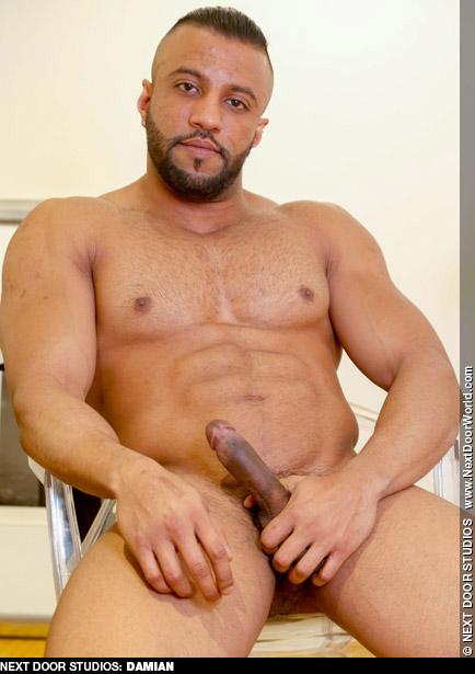 Damian Handsome Black American Gay Porn Star Gay Porn 133067 gayporn star