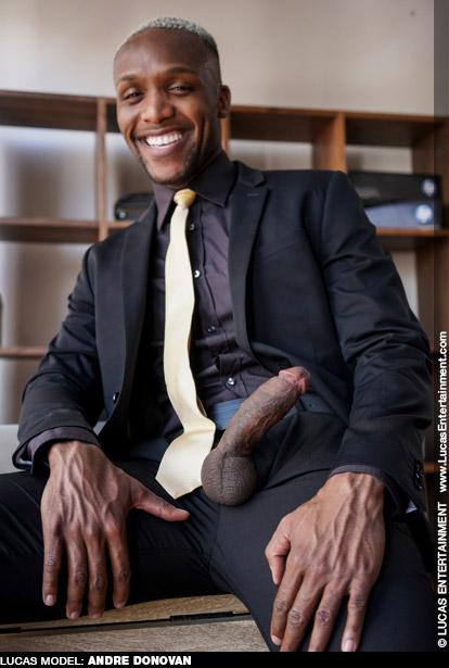 Andre Donovan Handsome Hung Black American Gay Porn Star Gay Porn 133072 gayporn star