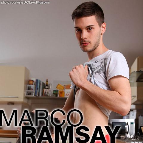 Marco Ramsay Slender British Gay Porn Star Gay Porn 133080 gayporn star