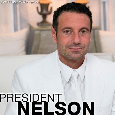 President Nelson Mormon Boyz 133122 gayporn star