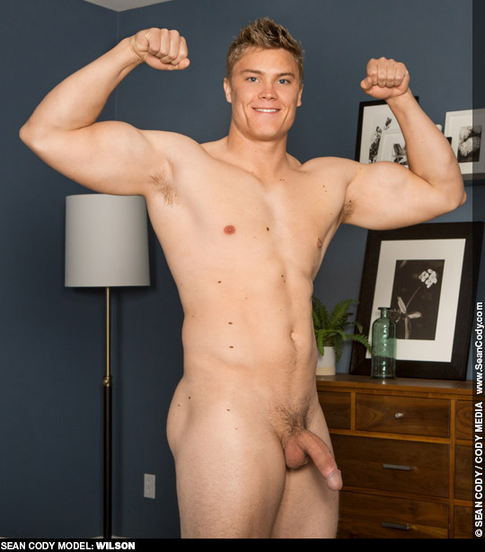 Wilson Sean Cody Blond Muscle Jock Amateur Gay Porn Guy Gay Porn 133140 gayporn star