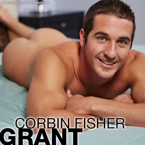 Grant Handsome Corbin Fisher Amateur College Hunk Gay Porn 133146 gayporn star