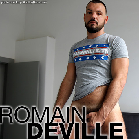 Romain Deville Bentley Race Scruffy French Mate Gay Porn Guy Gay Porn 133204 gayporn star