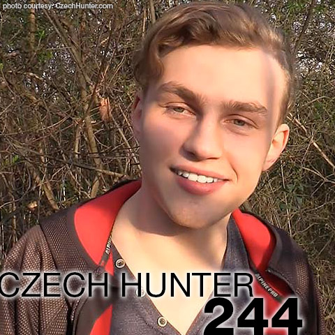 Czech Hunter 244 Young Czech Amateur Guy has Gay Sex for money Gay Porn 133267 gayporn star