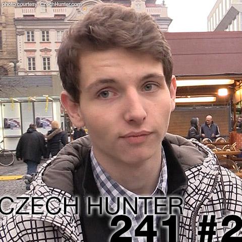 Czech Hunter 241 #2 Juro Young Czech Amateur Guy has Gay Sex for money Gay Porn 133270 gayporn star