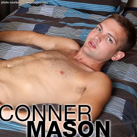 Conner Mason Cute College Jock American Gay Porn Star Gay Porn 133354 gayporn star