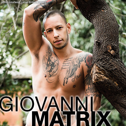 Giovanni Matrix Handsome Overly Tattooed Gay Porn Star Gay Porn 133358 gayporn star
