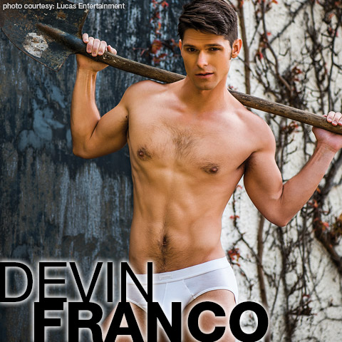 Devin Franco Lucas Entertainment American Hunk Gay Porn Star Gay Porn 133362 gayporn star