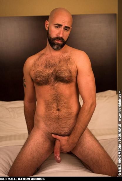 Damon Andros Handsome Hairy American Gay Porn Daddy Gay Porn 133455 gayporn star