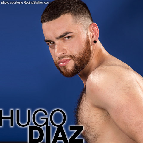 Hugo Diaz Raging Stallion Hairy Latino Gay Porn Star Gay Porn 133471 gayporn star