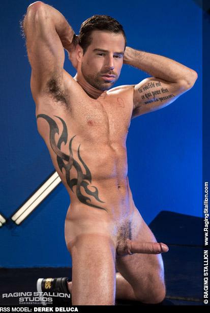 Derek Deluca Raging Stallion American Gay Porn Star Gay Porn 133472 gayporn star