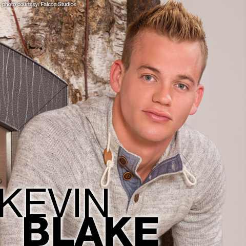 Kevin Blake Falcon Studios Blond Handsome American Gay Porn Star Gay Porn 133473 gayporn star