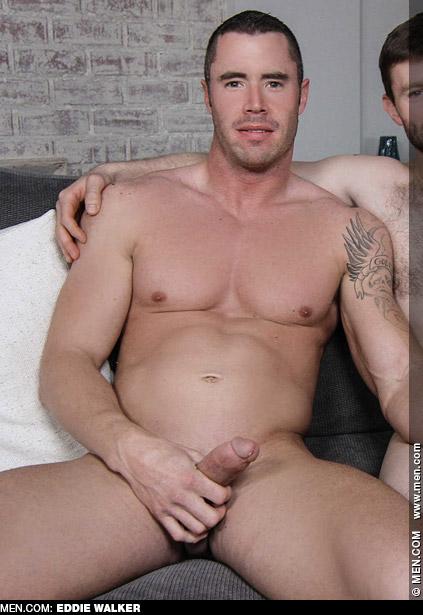 Eddie Walker Handsome Muscular Gay Porn Stud Gay Porn 133475 gayporn star