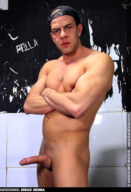Diego Senna Spanish Kink BDSM Gay Porn Star Gay Porn 133483 gayporn star