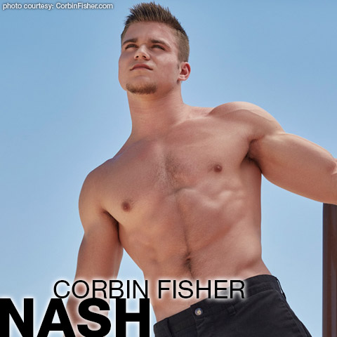 Nash American College Jock Guy Gay Porn Kyle Dean 133549  gayporn star