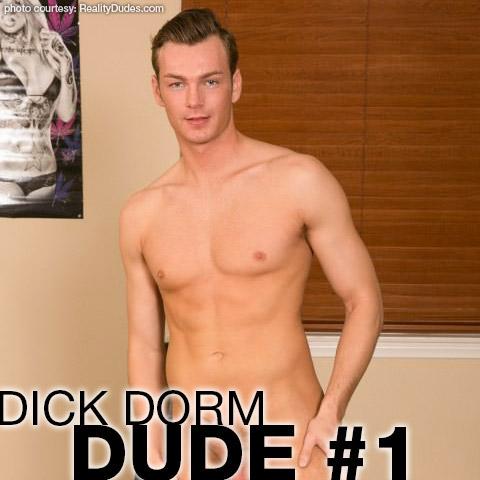 Dick Dorm Dude 1 American Amateur Gay Porn Guy Gay Porn 133552 gayporn star