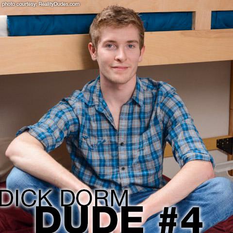 Dick Dorm Dude #4 American Amateur Gay Porn Guy Gay Porn 133556 gayporn star